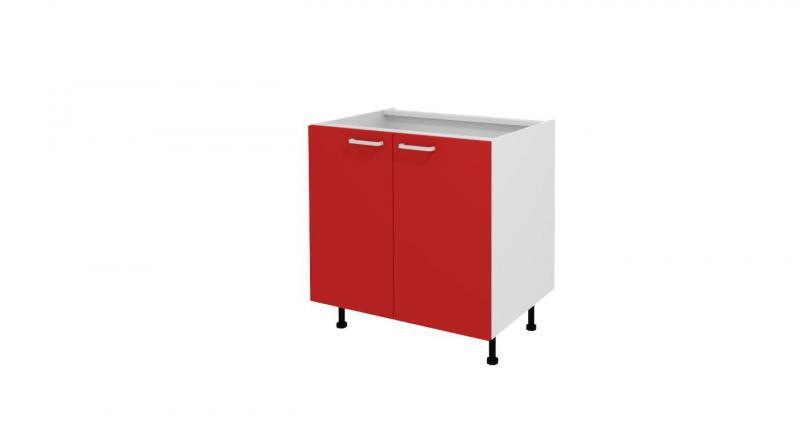 meubles bas 2 portes meuble bas de cuisine pas ch re bas 2 portes 1 rayon. Black Bedroom Furniture Sets. Home Design Ideas