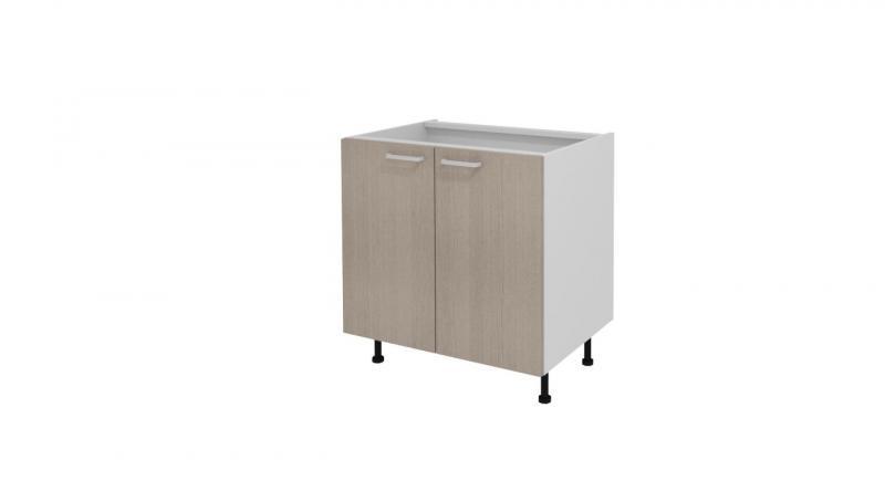 Meubles bas 2 portes meuble bas de cuisine pas ch re bas for Meuble cuisine pas chere
