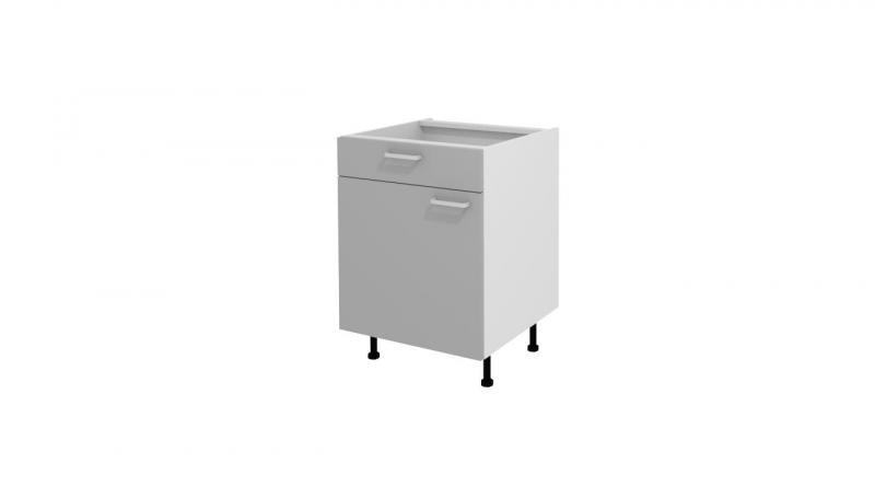 Meubles bas 1 porte meuble bas de cuisine pas ch re bas - Meuble bas 1 porte 1 tiroir ...