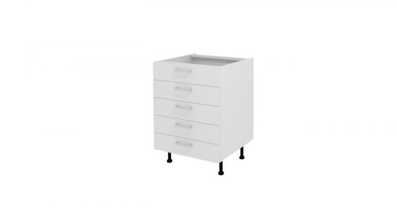 Meubles bas 5 tiroirs meuble bas de cuisine pas ch re for Meuble cuisine pas chere