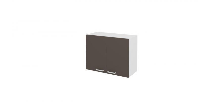 meubles hauts porte meuble haut de cuisine pas ch re haut 2 portes hauteur 60 cm. Black Bedroom Furniture Sets. Home Design Ideas