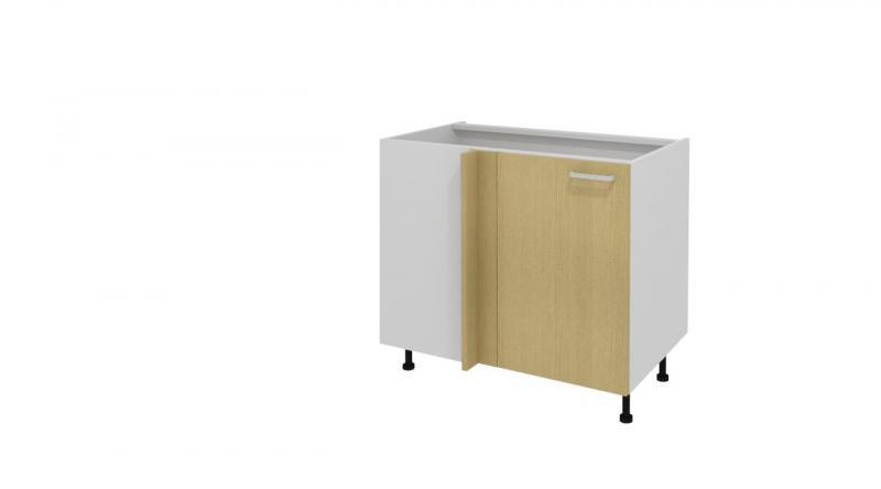 meubles bas angle droit meuble bas de cuisine pas ch re. Black Bedroom Furniture Sets. Home Design Ideas