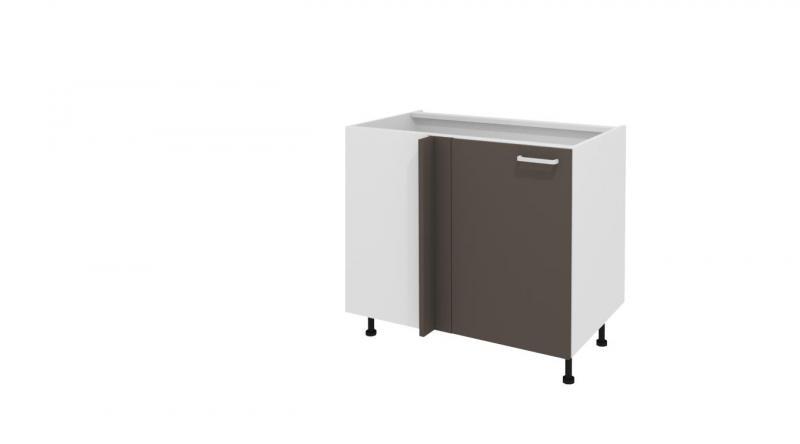 Meubles bas angle droit meuble bas de cuisine pas ch re for Meuble cuisine pas chere