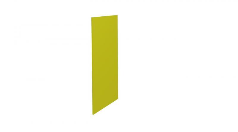 Panneaux lateraux demi armoire finition de cuisine pas - Panneaux adhesifs pour credence ...