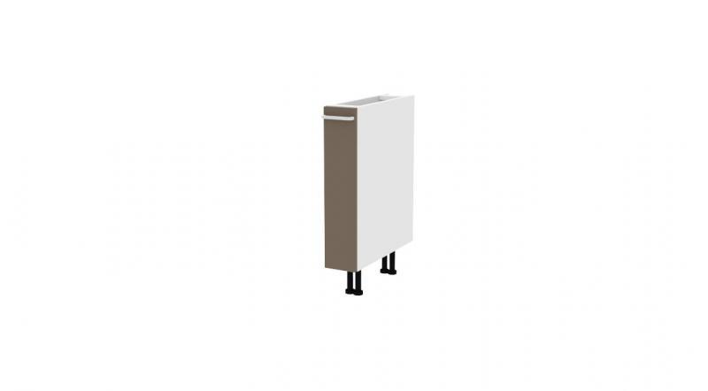 meubles bas 1 porte meuble bas de cuisine pas ch re meuble bas coulissant avec accessoire. Black Bedroom Furniture Sets. Home Design Ideas