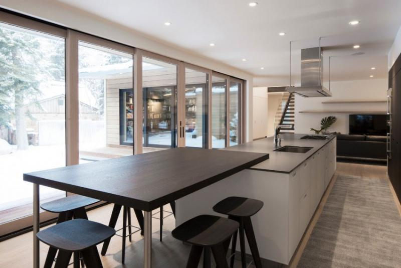 plan de travail ilot sur mesure tous plan de travail de. Black Bedroom Furniture Sets. Home Design Ideas